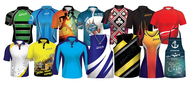 sublimation sportswear